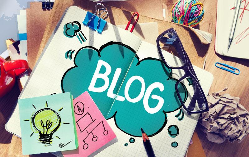 Что такое blog